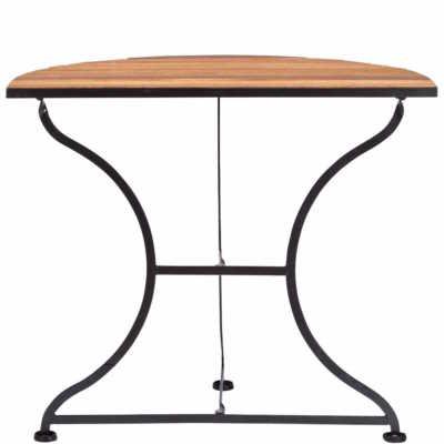 Skládací stolek balkonový