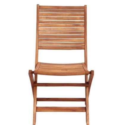 Dřevěná skládací židle Somerset