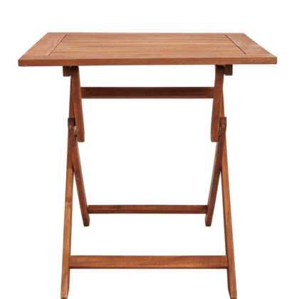 Praktický dřevěný stolek