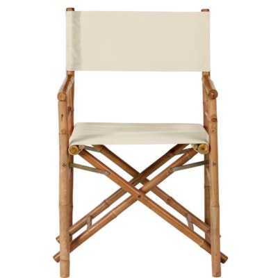 BOLLYWOOD Režisérská židle – béžová