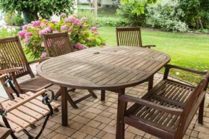 Zahradní nábytek – připravte se na jaro a vylepšete svou zahradu