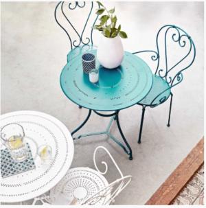 CENTURY Stůl – mátová