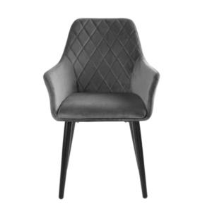 Sametová židle Velvet
