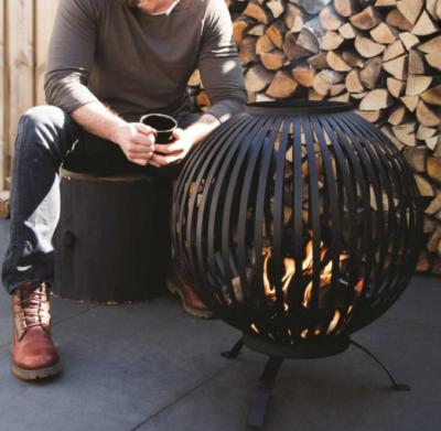 Srovnání: Jaký koupit koš na oheň?