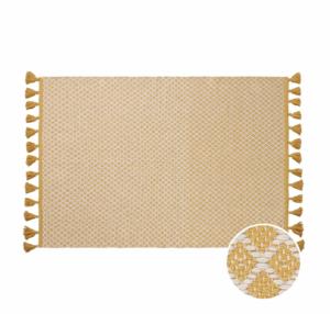 Žlutý koberec DÉJÀ VU (ECO)